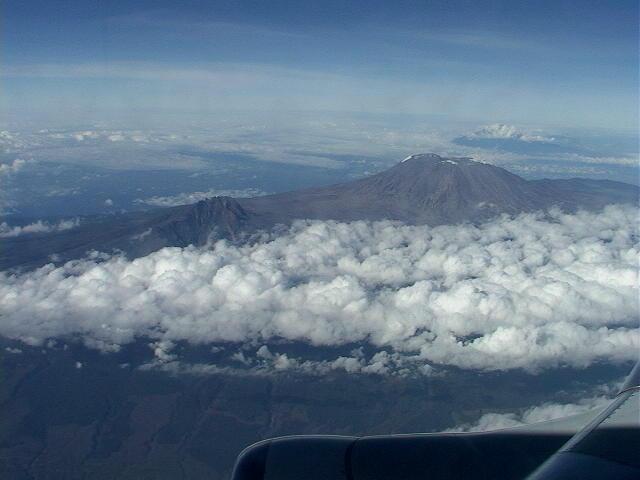 aerial-view-mt-kilimanjaro