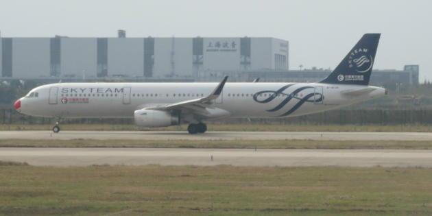 20141116_212421_MU-A320-skyteam-PVG-at-201411