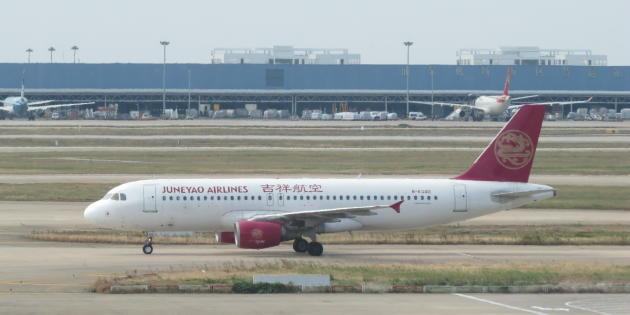 20141116_213604_Juneyao-A320-214-B-9981-PVG-at-201411-built-in-china