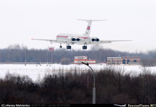 AirKoryo-P-881-IL-62M-KHV