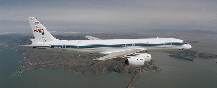 DC-8-NASA