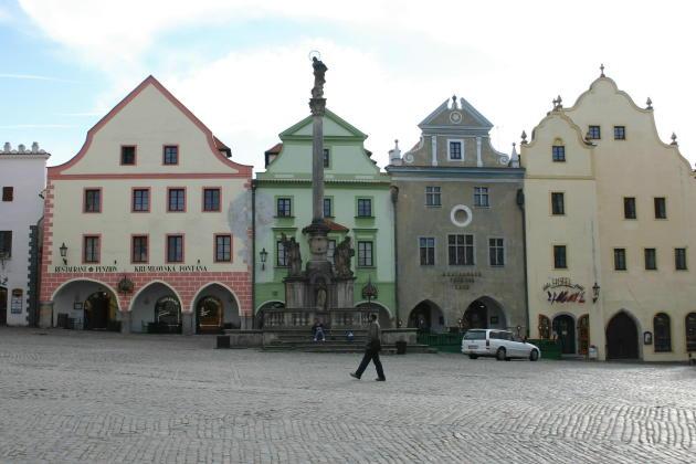 cesky-town-square