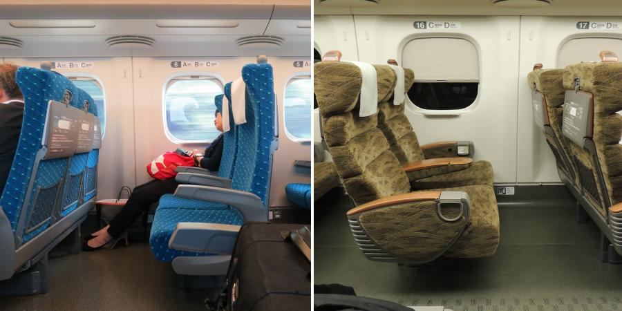 chobl-Shinkansen-seats