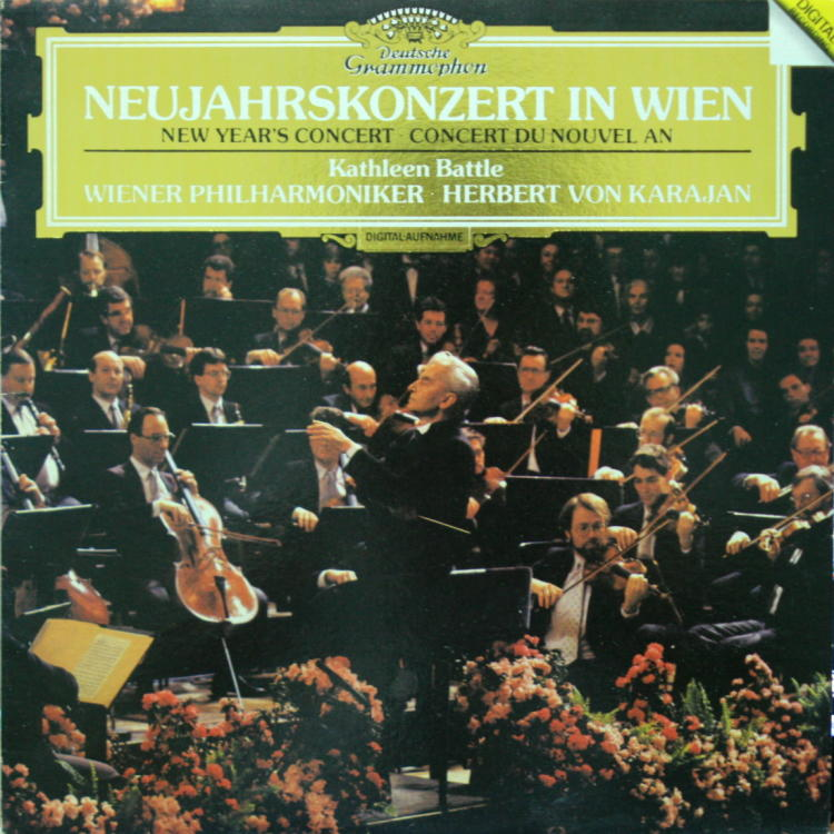 Vienna New Year Concert 1987