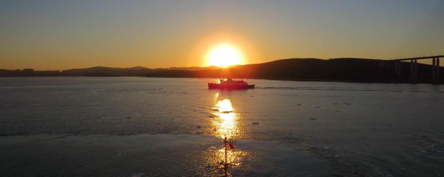 chobl-VVO-sunset