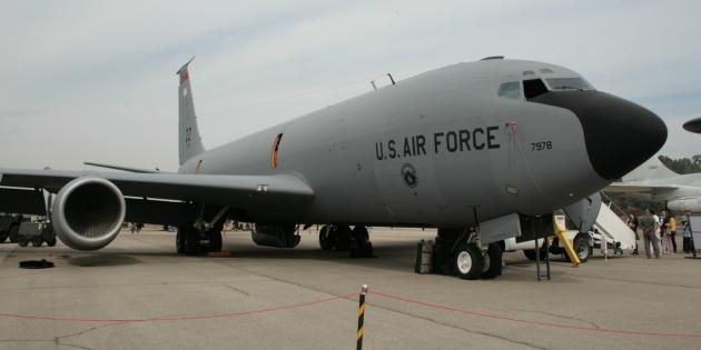 USAF-KC-135-Stratotanker-AirShow