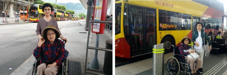wheel-chair-tour-HKG-airport-bus