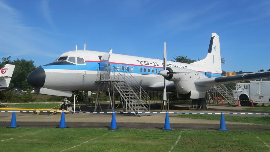 chobl-YS-11-NRT-Air-Museum