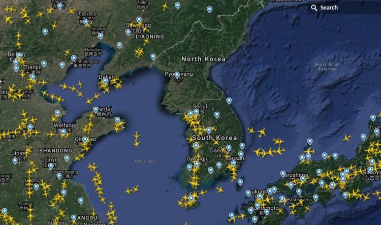flightradar24-map