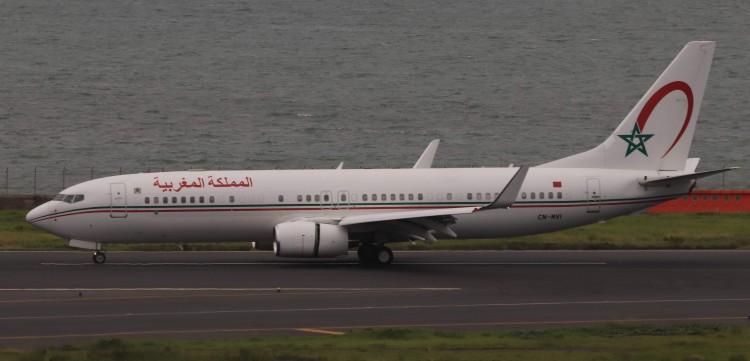 yuki-Morocco-B737-8KBWL- BBJ2-CN-MVI-201910211