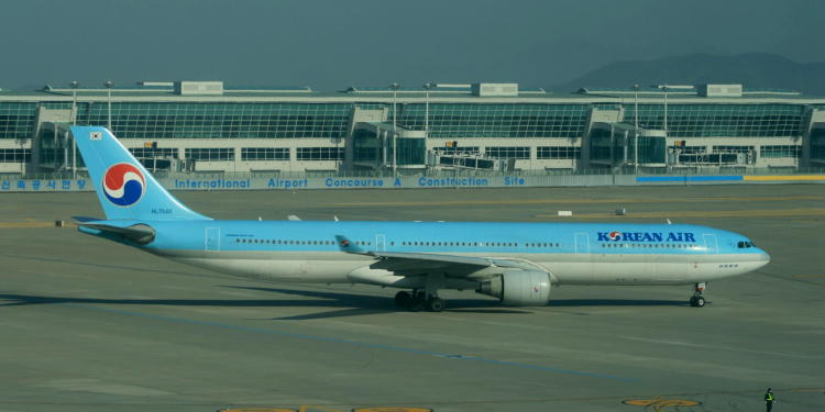A330-322-HL7540-ICN