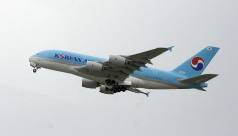airbus A380 대한항공