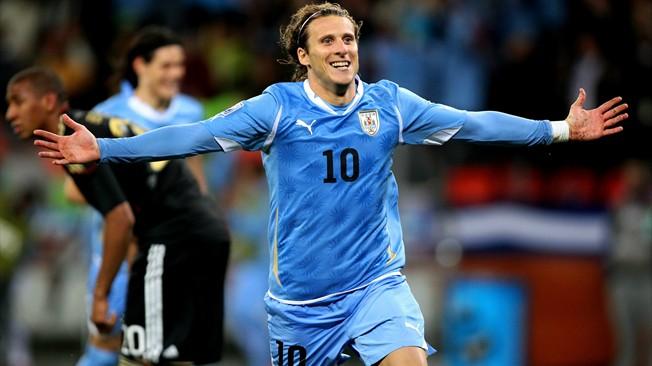 Forlan: A reward for Uruguayan football