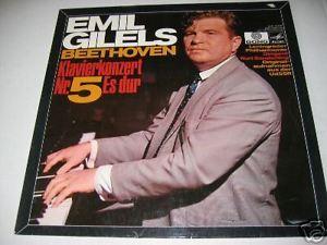 LP-Beethoven-Klavierkonzert-Nr-5-Emil-Gilels-Sanderlin