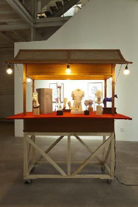 최수앙, 가판대, 2014