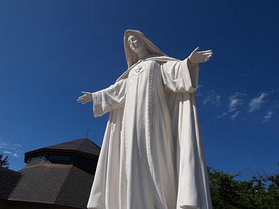 青空の聖母/トラピスチヌ修道院(函館)
