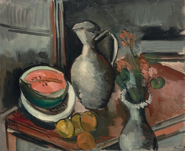 Still_Life_with_Melon_1910