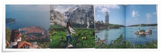 여행사진합체