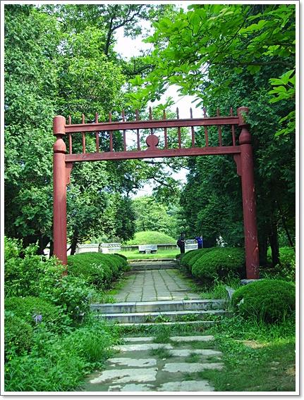 남이섬26  남이장군묘소.JPG