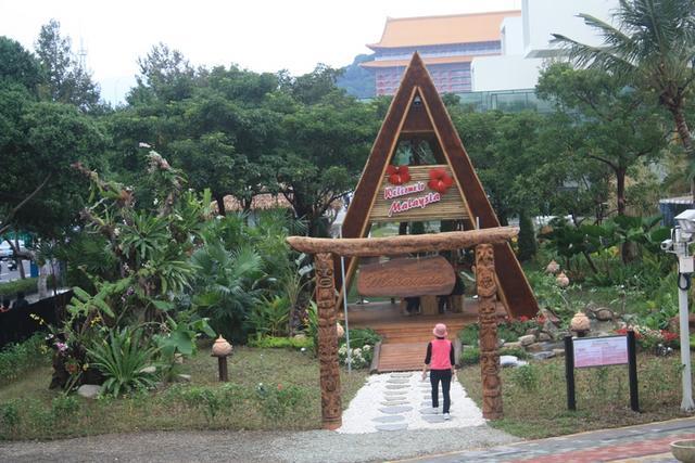 말레이시아  정원 입구1.JPG