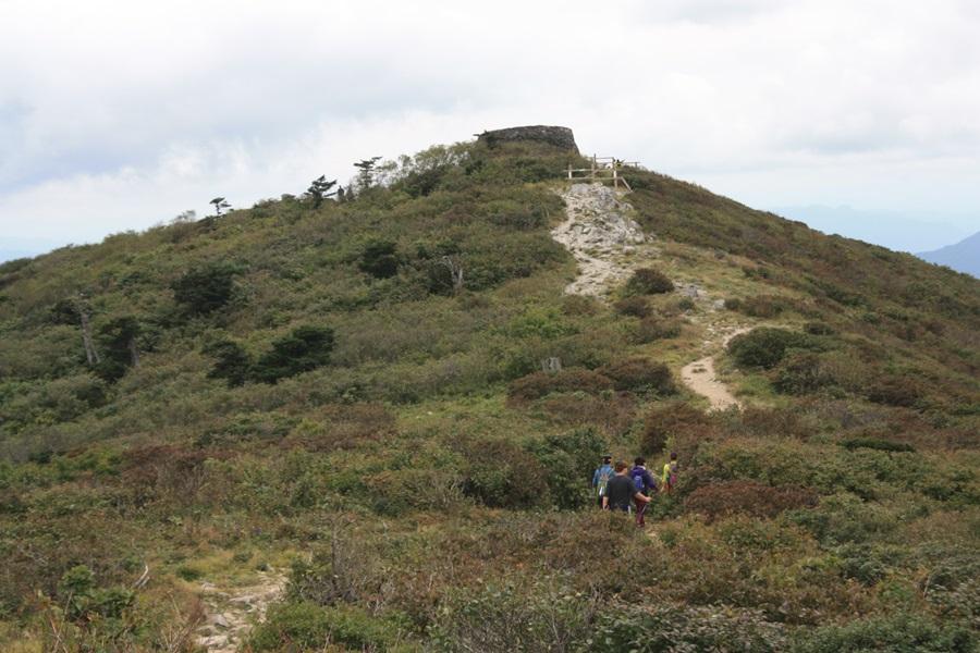 태백산은 민족의 영산으로 천연기념물 주목의 주요 서식처이며, 생태경관도 뛰어나 연 40여만 명의 등산객이 찾는다.