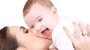 아기와엄마