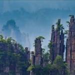 zhangjiajie national forest park 8