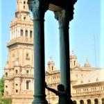 스페인 광장에서
