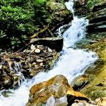Glen Onoko falls 2