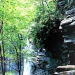 Glen Onoko falls 3