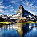 Matterhon, Swiss, 4,478m