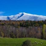 Mount Mansfield. Vermont