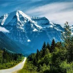 Mt. Robson, Canada 3,954m