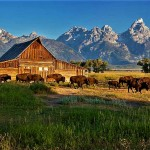 Teton, Wyoming US, 4,197m