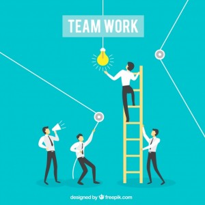 businessmen-working-together-with-ladder_23-2147682286